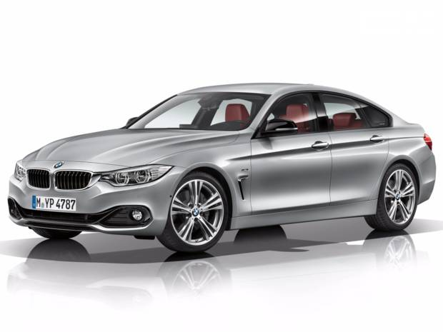 BMW 4 Series Gran Coupe F36 Ліфтбек