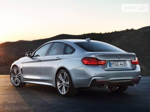 BMW 4 Series Gran Coupe F36 Ліфтбек