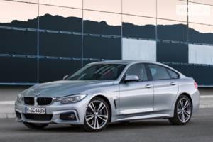 BMW 4-series-gran-coupe F36 Ліфтбек