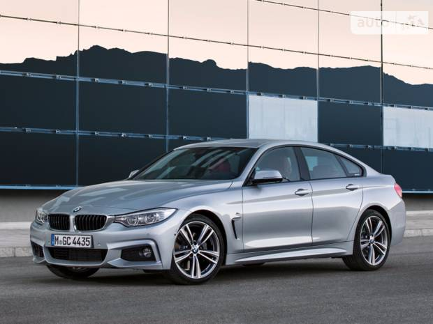 BMW 4 Series Gran Coupe F36 Лифтбэк