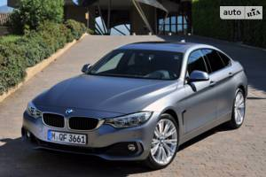 BMW 4-series-gran-coupe F36 Лифтбэк