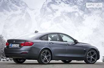 BMW 4 Series Gran Coupe F36 430d АТ (258 л.с.) base 2017