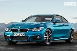 BMW 4-series F32 рестайлинг Купе