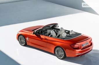 BMW 4 Series F33 440i AT (326 л.с.) base 2018