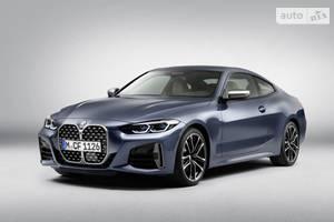 BMW 4-series G22 Купе