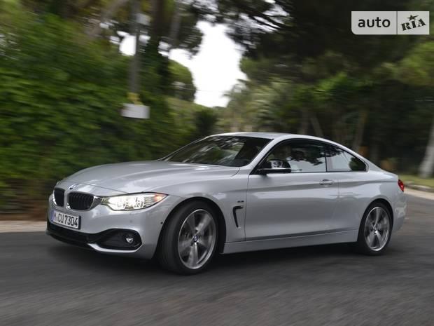 BMW 4 Series F32 Купе