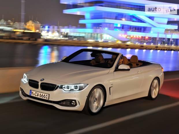 BMW 4 Series F33 Кабриолет