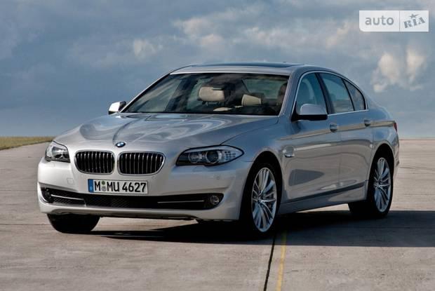BMW 5 Series F10 Седан