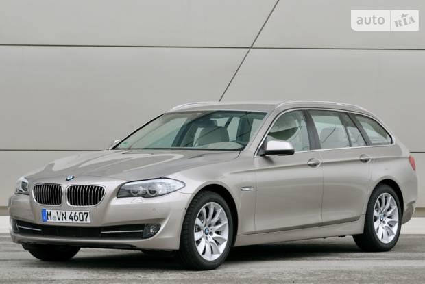 BMW 5 Series F11 Універсал
