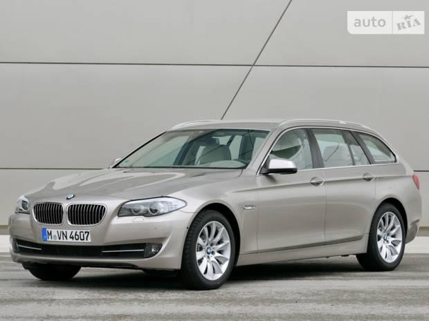 BMW 5 Series F11 Универсал