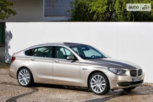 BMW 5-series F07 Ліфтбек