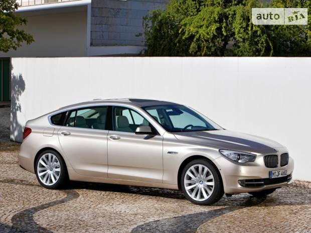 BMW 5 Series F07 Ліфтбек