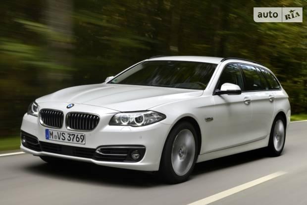 BMW 5 Series F11 (рестайлінг) Универсал