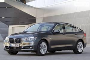 BMW 5-series F07 (рестайлінг) Ліфтбек