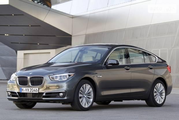BMW 5 Series F07 (рестайлінг) Ліфтбек