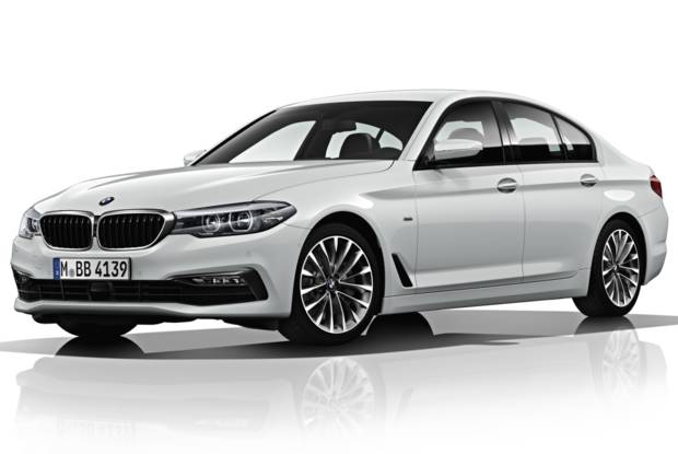 BMW 5 Series G30 Седан