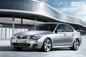 BMW 5-series E60 Седан