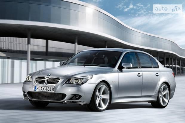 BMW 5 Series E60 Седан