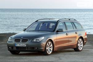 BMW 5-series E61 Універсал