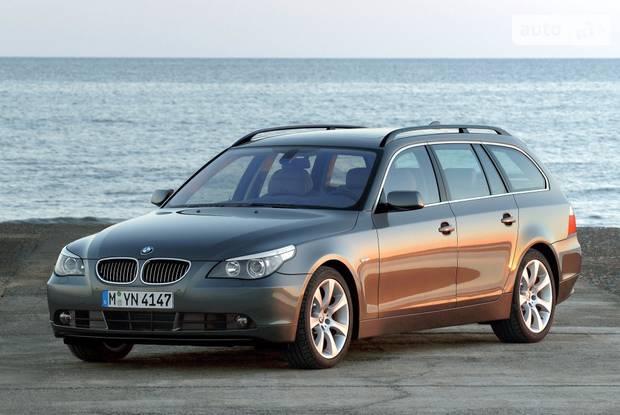 BMW 5 Series E61 Універсал