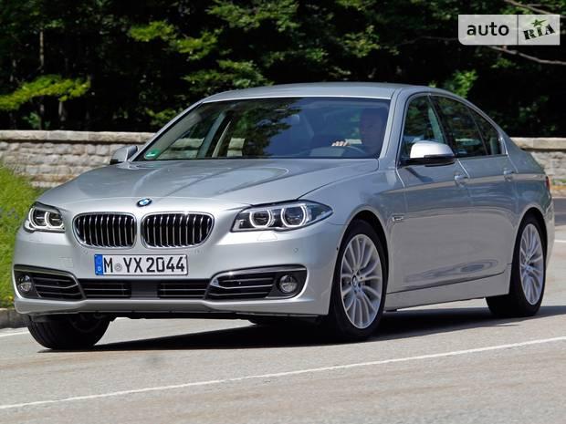 BMW 5 Series F10 (рестайлінг) Седан
