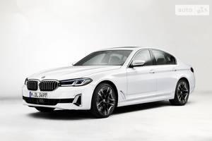 BMW 5-series G30 (рестайлинг) Седан