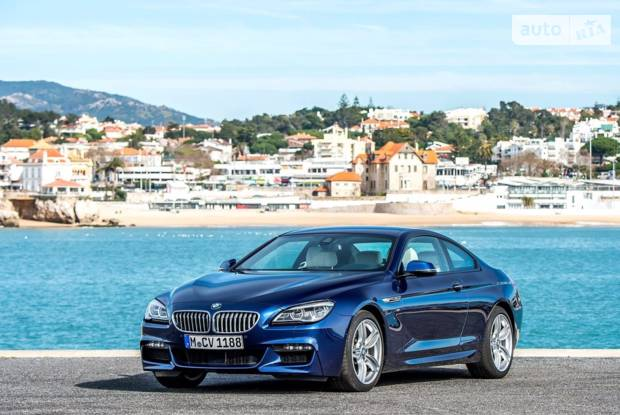BMW 6 Series Coupe F13 (рестайлінг) Купе