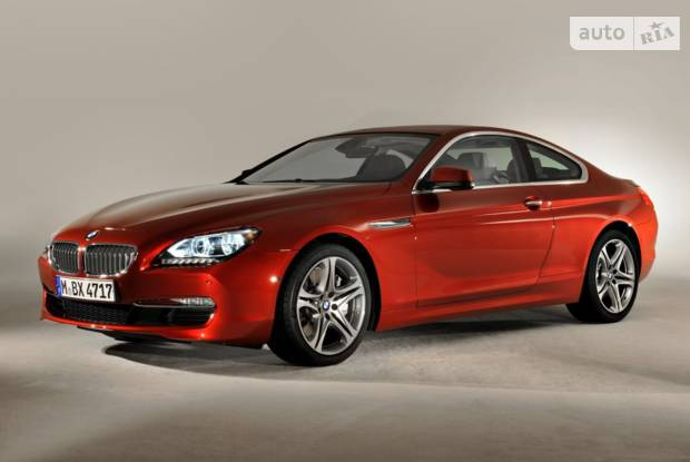 BMW 6 Series Coupe F13 Купе