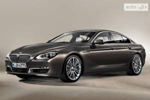 BMW 6-series-gran-coupe F06 Купе
