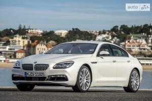 BMW 6-series-gran-coupe F06 (рестайлінг) Купе