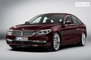 BMW 6-series-gt G32 Лифтбэк