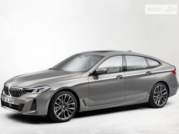 BMW 6 Series GT G32 (рестайлинг) Лифтбэк
