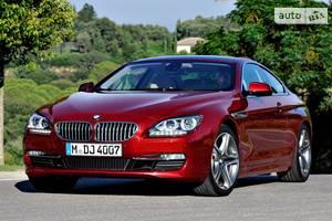 BMW 6-series F13 Купе