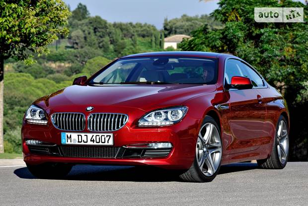 BMW 6 Series F13 Купе