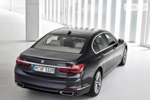 BMW 7-series G12 Седан