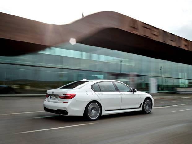 BMW 7 Series G12 Седан