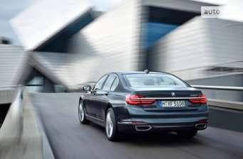 BMW 7 Series G11 730d AT (265 л.с.) base 2017