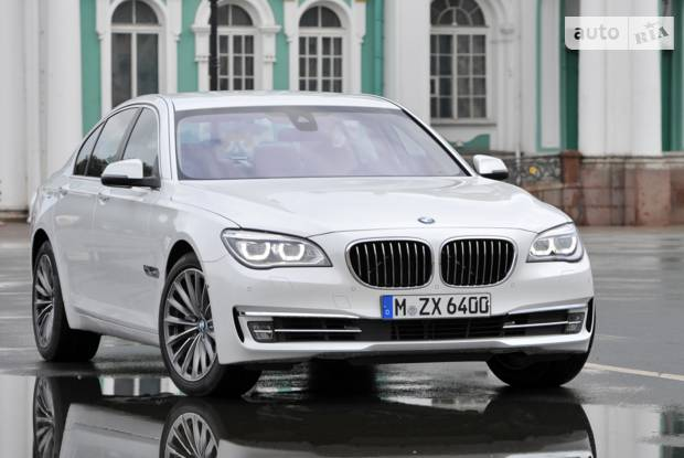 BMW 7 Series F01 (рестайлінг) Седан