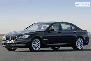 BMW 7-series F02 (рестайлінг) Седан
