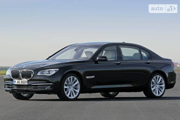 BMW 7 Series F02 (рестайлінг) Седан