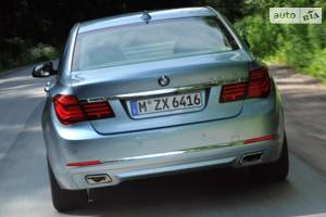 BMW 7-series F04 (рестайлінг) Седан