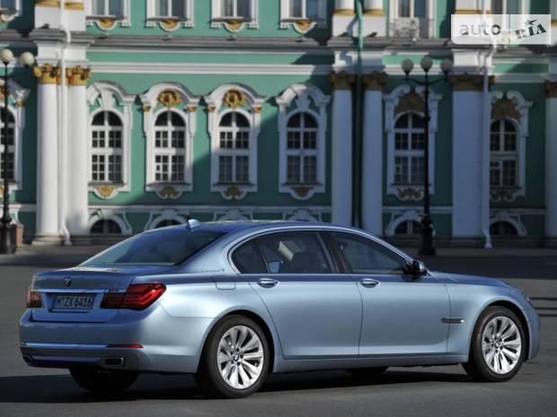 BMW 7 Series F04 (рестайлінг) Седан