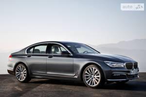 BMW 7-series G11 Седан