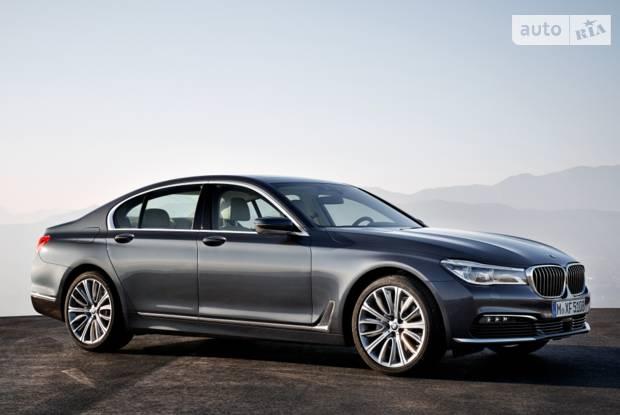 BMW 7 Series G11 Седан