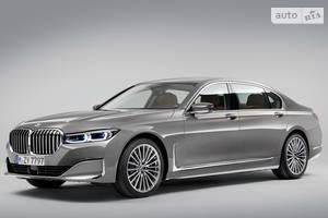BMW 7-series G12 (рестайлинг) Седан