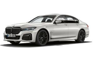 BMW 7-series G11 (рестайлинг) Седан