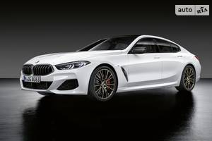 BMW 8-series-gran-coupe G16 Купе