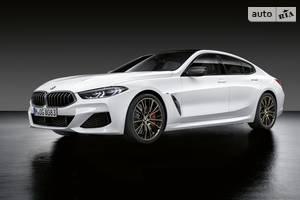 BMW 8-series-gran-coupe G16 Купе