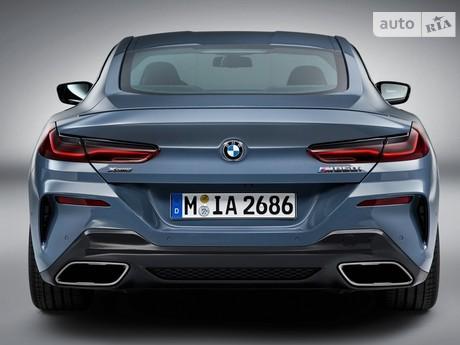 BMW 8 Series 2008