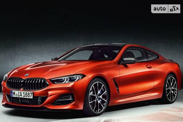 BMW 8 Series G15 Купе